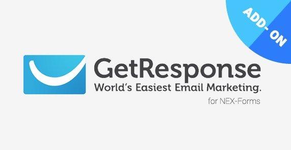 GetResponse for NEX-Forms