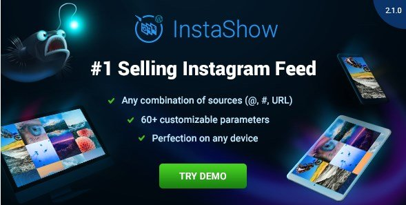 Instagram Feed - WordPress Gallery for Instagram