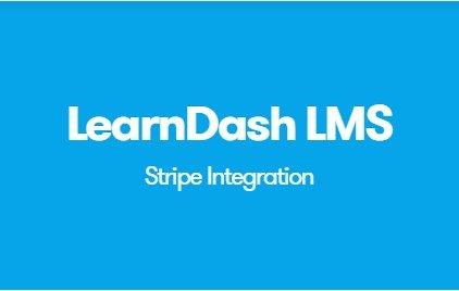 LearnDash LMS Stripe Integration Addon