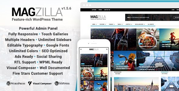 MagZilla - For Newspapers