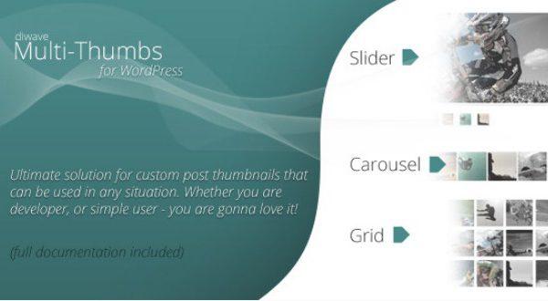 Multi-Thumbs for WordPress