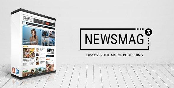 Newsmag - News Magazine Newspaper Download