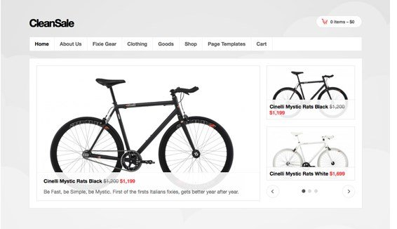 OboxThemes CleanSale WooCommerce Themes