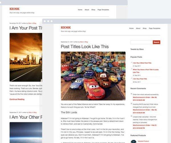 OboxThemes Kiosk WooCommerce Themes