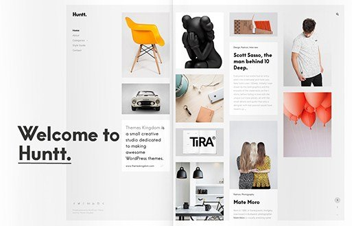 Themes Kingdom Huntt WordPress Theme