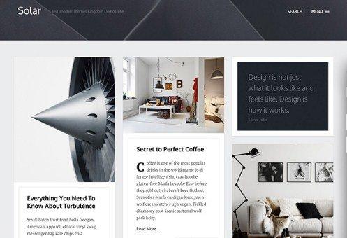 Themes Kingdom Solar WordPress Theme