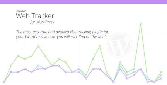 Web Tracker for WordPress