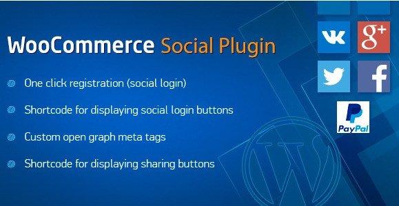 WooCommerce Social Plugin