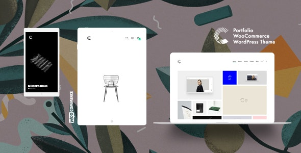 Calafate - Portfolio - WooCommerce Creative WordPress Theme