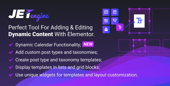 JetEngine - Adding - Editing Dynamic Content with Elementor