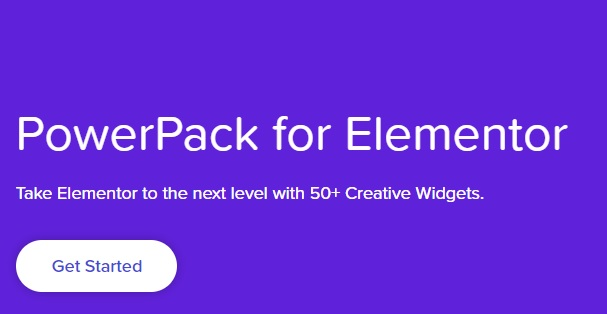 PowerPack Elements - Take Elementor to The Next Level