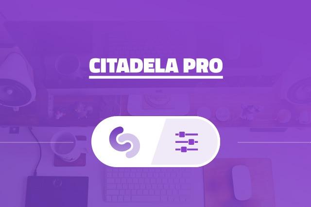 Citadela Pro WordPress Plugin