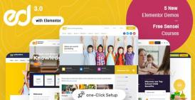 Ed School - Education WordPress Theme