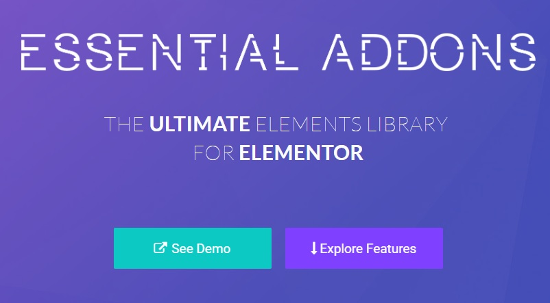 Essential Addons for Elementor Pro