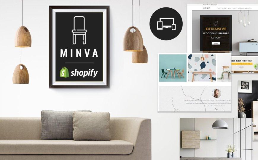 Minva Furniture Shopify Theme