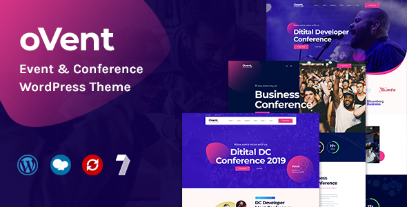 Ovent - Event - Conference WordPress