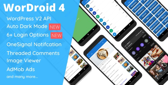 WorDroid - Android Application for WordPress GPL