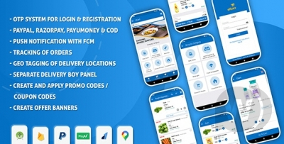 eCart - Android Ecommerce Application