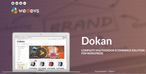 [All Modules] Dokan Pro and Business + Dokan Theme + Dokan Lite