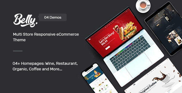 Belly - Multipurpose Theme for WooCommerce WordPress
