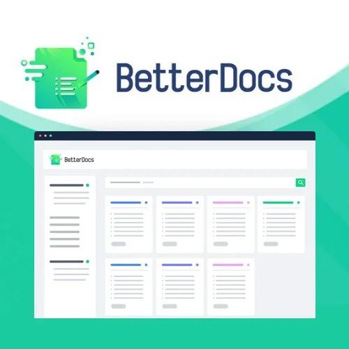 BetterDocs Pro - Make Your Knowledge Base Standout Core
