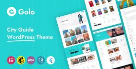 Golo - City Guide WordPress Theme
