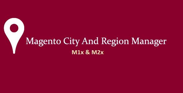 Magento City and Region Manager (Magento and Magento)