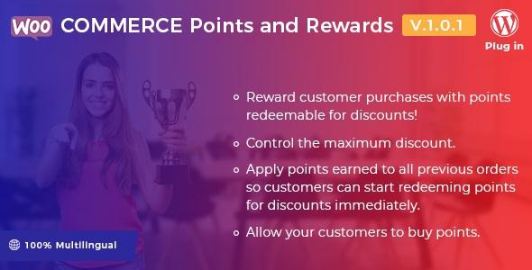 Bravo WooCommerce Points and Rewards - WordPress Plugin
