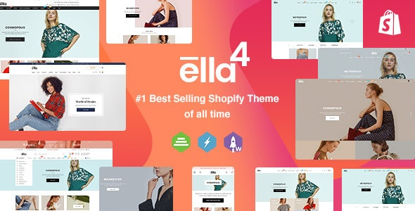Ella - Multipurpose Shopify Theme