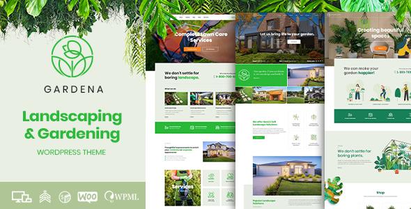 Gardena - Landscaping - Gardening GPL