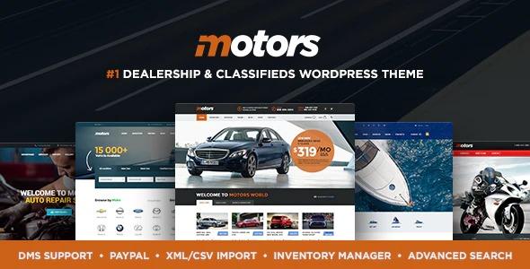 Motors - Car Dealer