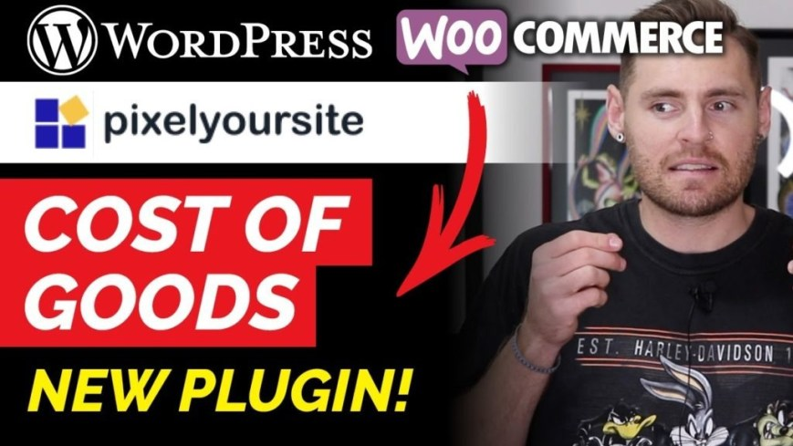 PixelYourSite WooCommerce Cost of Goods