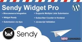 Sendy Widget Pro - E-mail
