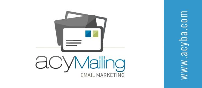 AcyMailing Enterprise - Mailing Lists for Joomla + Addons