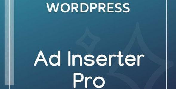 Ad Inserter Pro - Advanced WordPress Ad Management Plugin