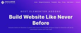Exclusive Addons Pro for Elementor Untouched