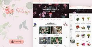 Florie - Flower Shop