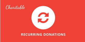 Charitable Recurring Donations