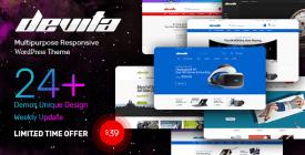 Devita - Multipurpose Theme for WooCommerce