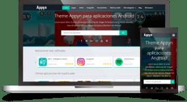 Appyn - Themespixel WordPress Theme