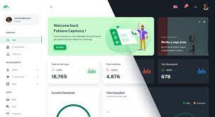 Minimal - Client - Admin Dashboard