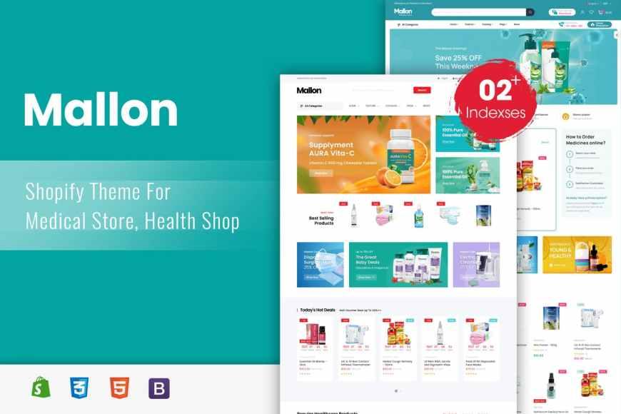 Mallon - Medical Store