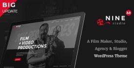 Studio - Director Movie Photography - Filmmaker WP Theme