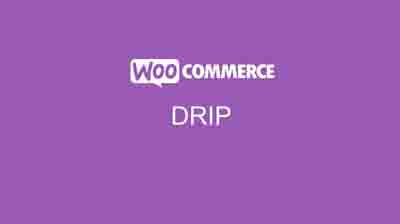 WooCommerce-Drip
