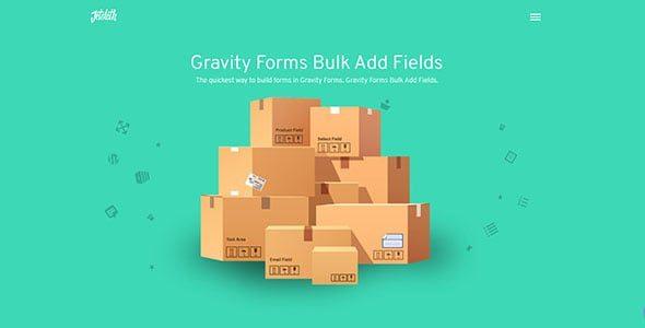 Gravity Forms Bulk Add Fields