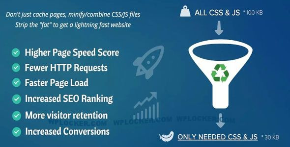 Asset CleanUp Pro - Performance WordPress Plugin