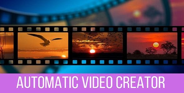 Automatic Video Creator Plugin for WordPress