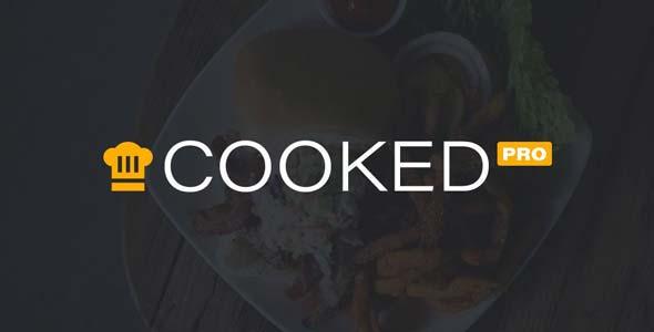 Cooked Pro - A Beautiful & Powerful Recipe Plugin for WordPress