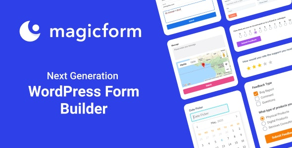 MagicForm - WordPress Form Builder