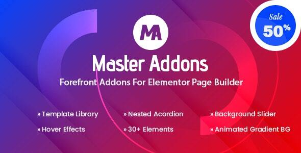 Master Addons for Elementor (Pro)